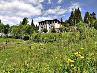 Oberried (Breisgau) im Waldhotel am Notschreipass