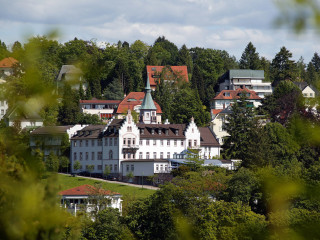 Baden-Baden im Magnetberg Baden-Baden