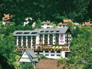 Triberg im Best Western Plus Schwarzwald Residenz