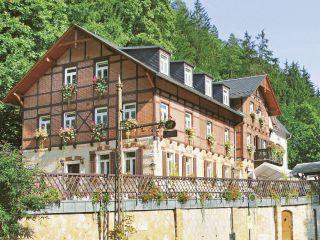 Bad Schandau im Forsthaus Hotel