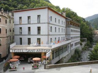 Urlaub Ribes de Freser im Sant Antoni