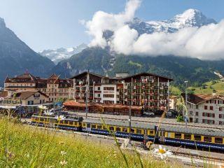 Grindelwald im Hotel Derby