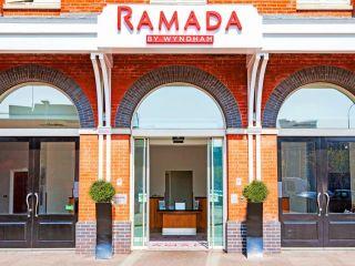 Urlaub Belfast im Ramada by Wyndham Belfast City Centre