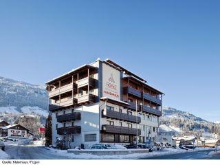 Urlaub Fügen im Zillertal im Malerhaus