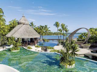 Urlaub Trou d'Eau Douce im Shangri-La Le Touessrok, Mauritius