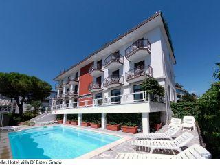 Urlaub Grado im Hotel Villa d'Este