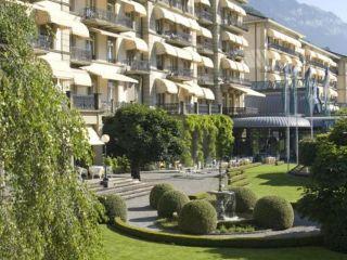 Interlaken im Victoria-Jungfrau Grand Hotel & Spa