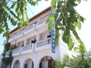 Skiathos-Stadt im Hotal Aretousa
