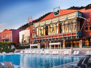 Urlaub Denizli im Polat Thermal Hotel