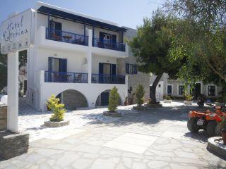 Urlaub Agios Prokopios im Hotel Katerina