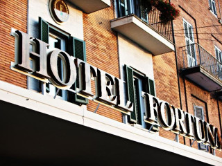 Ancona im Fortuna Hotel