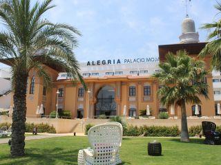 Urlaub Mojácar im ALEGRIA Palacio Mojacar