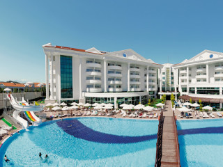 Gündogdu im Roma Beach Resort & Spa