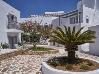 Urlaub Naxos Stadt im Galaxy