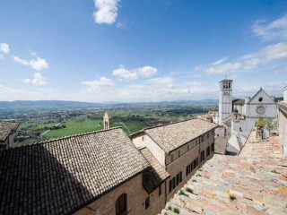 Assisi im Properzio