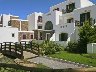 Urlaub Naxos Stadt im Naxos Resort Beach Hotel