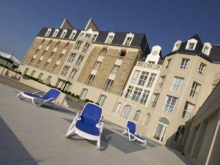 Saint-Malo im Residence Reine Marine