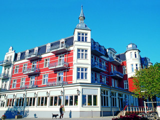 Zinnowitz im Strandhotel Preussenhof