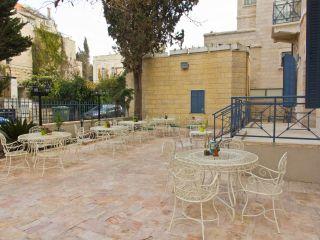 Urlaub Jerusalem im Villa Ba'Moshava Jerusalem