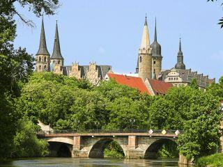 Merseburg im Best Western Hotel Halle-Merseburg