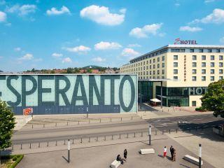 Fulda im Hotel Esperanto Fulda
