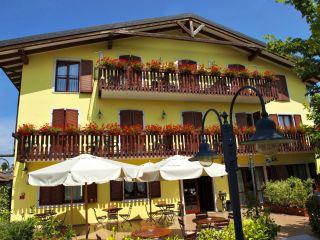 Urlaub Cavaion Veronese im Hotel Romantic