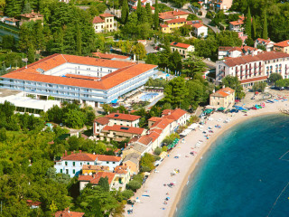 Urlaub Moscenicka Draga im Hotel Marina