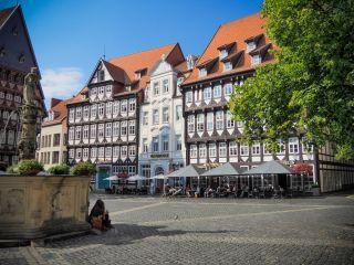 Hildesheim im Van der Valk Hotel Hildesheim