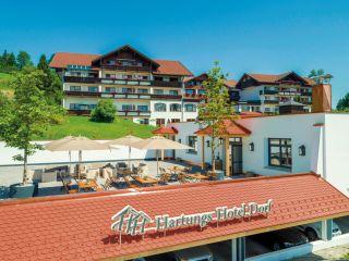 Hopfen am See im Hartung's Hoteldorf