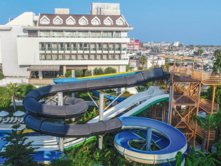 Urlaub Bogazkent im Sherwood Dreams Resort