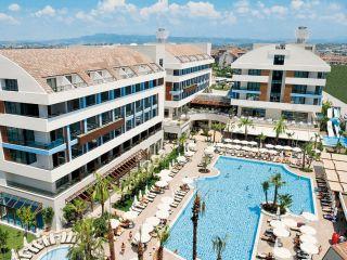 Urlaub Evrenseki im Port Side Resort Hotel