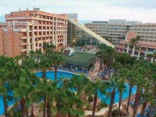 Roquetas de Mar im Playacapricho Hotel