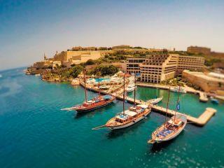 Urlaub Valletta im Grand Hotel Excelsior