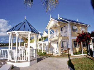 Choc Bay im Villa Beach Cottages