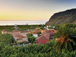 Urlaub Puerto de Tazacorte im Hotel Hacienda de Abajo