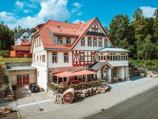 Schierke im Hotel Villa Bodeblick