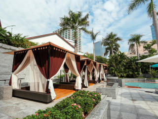 Ho-Chi-Minh-Stadt im Lotte Legend Hotel Saigon