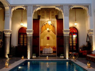Urlaub Fes im Riad el Amine