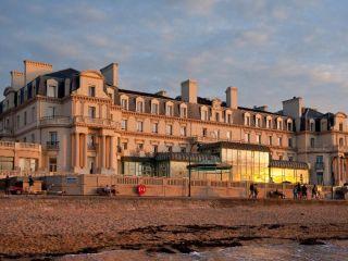 Saint-Malo im Le Grand Hotel des Thermes