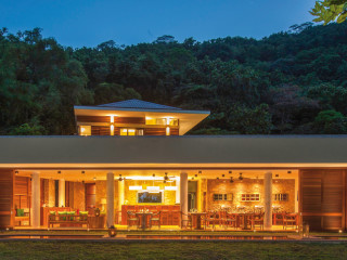 Insel La Digue im Le Relax Luxury Lodge