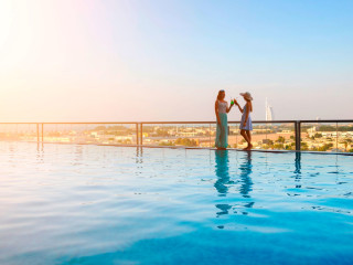 Urlaub Dubai im Gloria Hotel Dubai