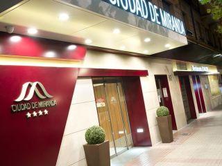 Miranda de Ebro im Sercotel Ciudad De Miranda Hotel