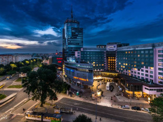 Stettin im Radisson Blu Szcecin