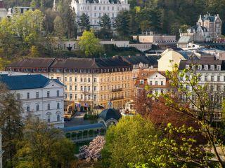 Urlaub Karlovy Vary im Krivan