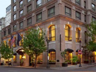 Urlaub Portland im Dossier Hotel