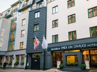 Urlaub Riga im Hestia Hotel Draugi