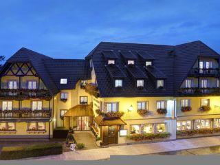 Baldersheim im Best Western Hôtel Au Cheval Blanc Mulhouse Nord