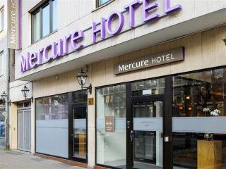 Urlaub Düsseldorf im Mercure Hotel Duesseldorf Zentrum