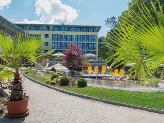 Siófok im Hotel Sungarden Wellness And Conference