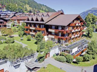 Adelboden im Hotel Steinmattli